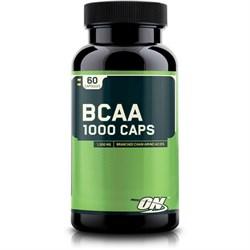 OPTIMUM NUTRITION BCAA 1000 (60 КАПС.)