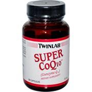 TWINLAB SUPER COQ10 (60 КАПС.)