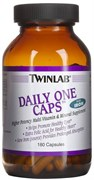 TWINLAB DAILY ONE CAPS (180 КАПС.)