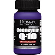 ULTIMATE NUTRITION COENZYME Q10 (30 КАПС.)