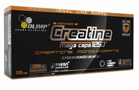 OLIMP CREATINE MEGA CAPS (120 КАПС.)