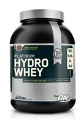 OPTIMUM NUTRITION PLATINUM HYDRO WHEY (1590 ГР.)
