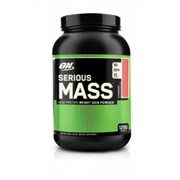 OPTIMUM NUTRITION SERIOUS MASS (1364 ГР.)