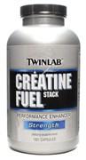 TWINLAB CREATINE FUEL STACK (180 КАПС.)