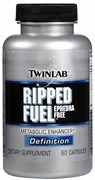 TWINLAB RIPPED FUEL (60 КАПС.)