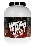 ULTIMATE NUTRITION MASSIVE WHEY GAINER (4250 ГР.)