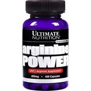 ULTIMATE NUTRITION ARGININE POWER (100 КАПС.)