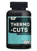 OPTIMUM NUTRITION THERMO CUTS (200 КАПС.)